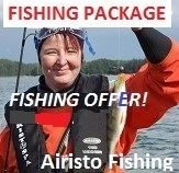 Fishing package - Airisto Spa resources