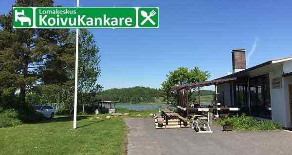 Semester-centrum Koivukankare - Kaarina - St: Karins