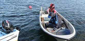 Motor boat - Meripesä