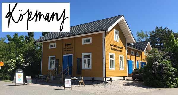 Köpmans Cafe - Nauvo