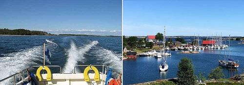 Archipelago National Park - Aspö island