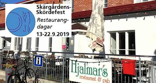 Hjalmars restaurant & pub