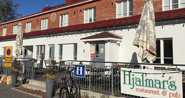 Hjalmars Restaurant - Pub