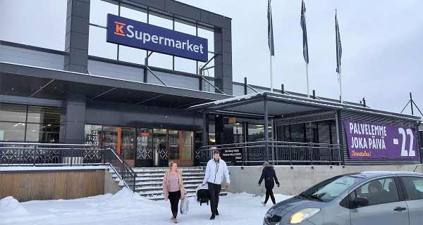 K-Supermarket Katariina - Kaarina