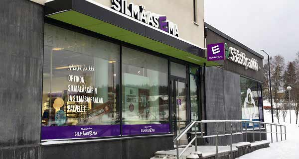 Silmäasema - Optician in Kaarina