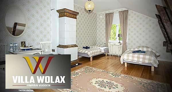 Villa Wolax - Kaarina