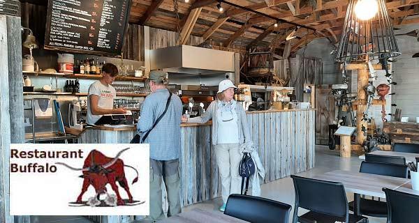 Restaurant Buffalo - Korpo