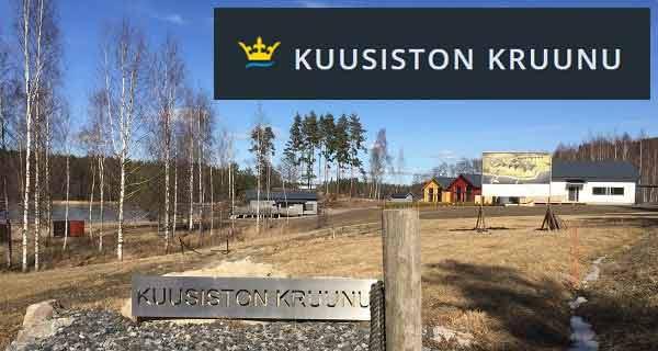 Kuusiston Kruunu - Kuusisto.