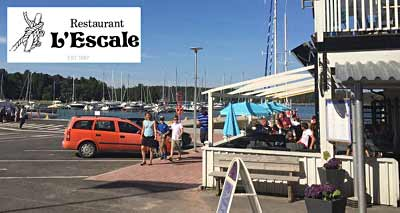 Restaurant L Escale - Nagu