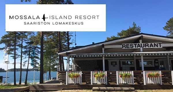 Mossala island Resort - Houtskär - Ab Skärgårdens Fritidscenter