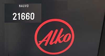 Alko shop - Nagu
