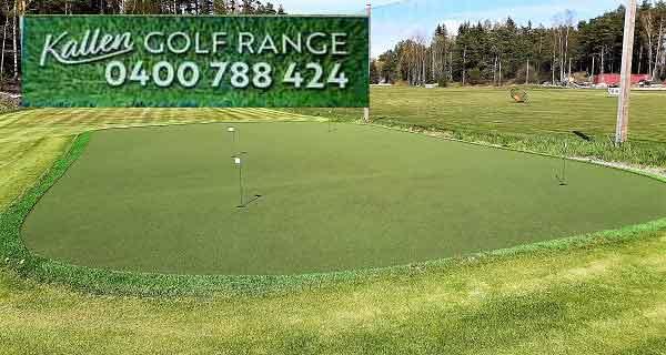 Kallen Golf Range - Nagu