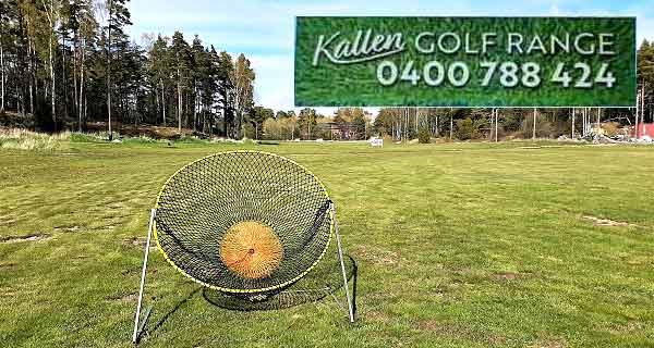 Kallen Golf in Nagu