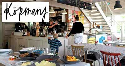 Köpmans Café, B&B - Nauvo