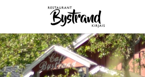 Restaurant Bystrand Kirjais