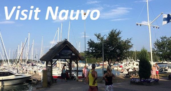 Visit Nauvo island