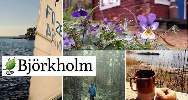 Visit Björkholm
