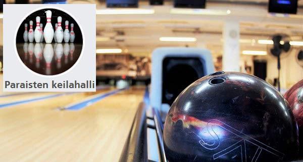 Pargas - Bowling - Keilahalli