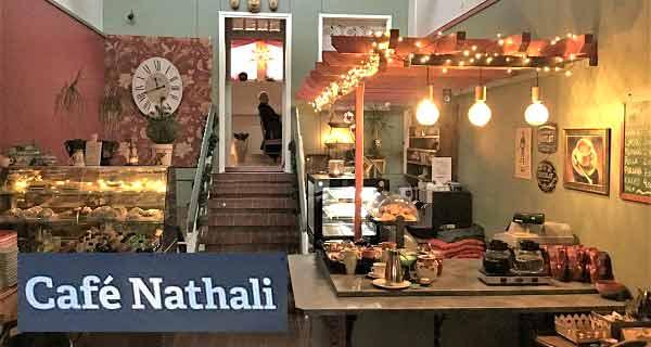Cafe Nathali Pargas