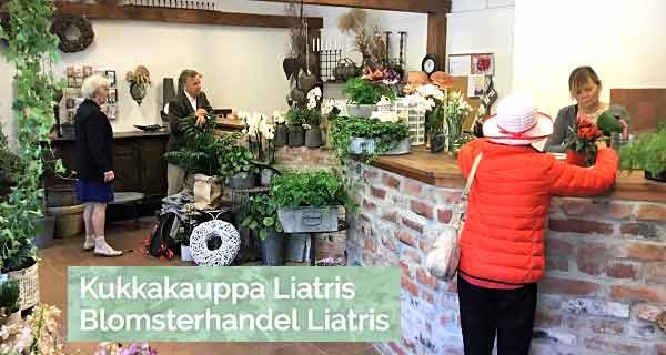Pargas Kukkakauppa Liatris