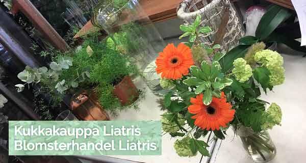 Pargas - Kukkakauppa Liatris