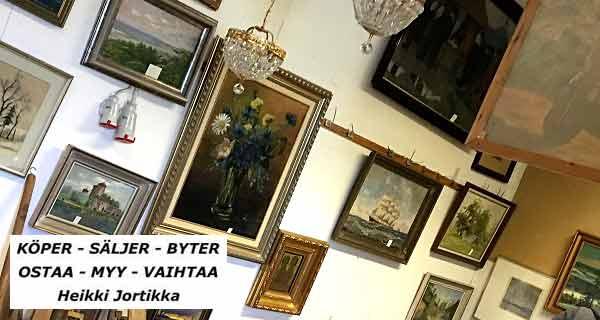 Pargas - Köper - Säljer - Byter
