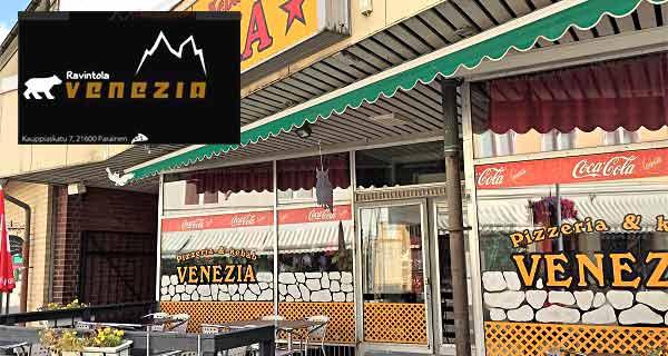 Pizzeria & Kebab Venezia Pargas