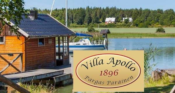 Villa Apollo - Parainen