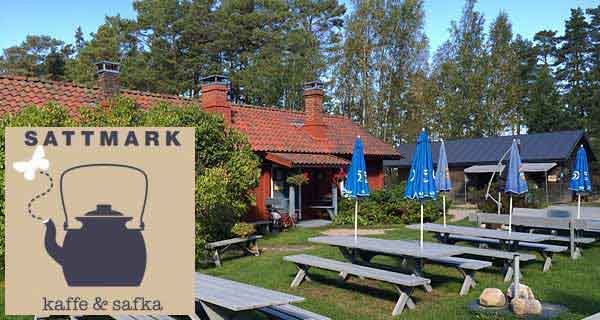 Sattmark Cafe Pargas. Address: Sattmark 1, Parainen.