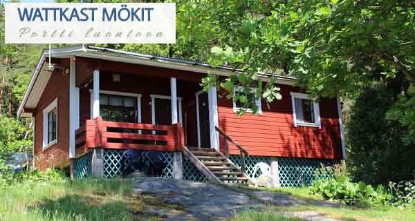 Wattkast cottages
