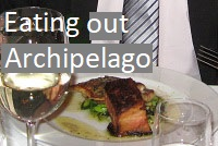 Eating out Archipelago