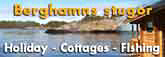 Cottages in the island of Berghamn- sport fishing - boat rentals - beautiful nature