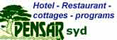 Pensar syd - restaurant - hotel - apartments - cottage