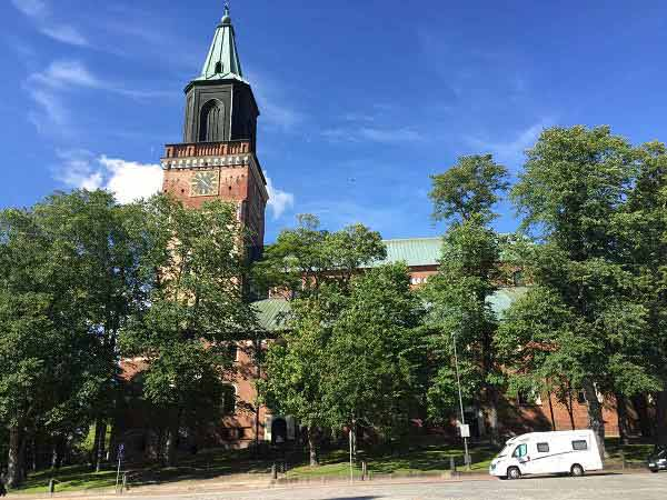 The Cathedral of Turku
