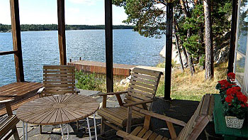 Hinders cottages in Nagu island - Turku archipelago