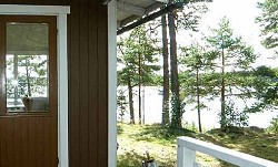 Hinders cottages in Nagu