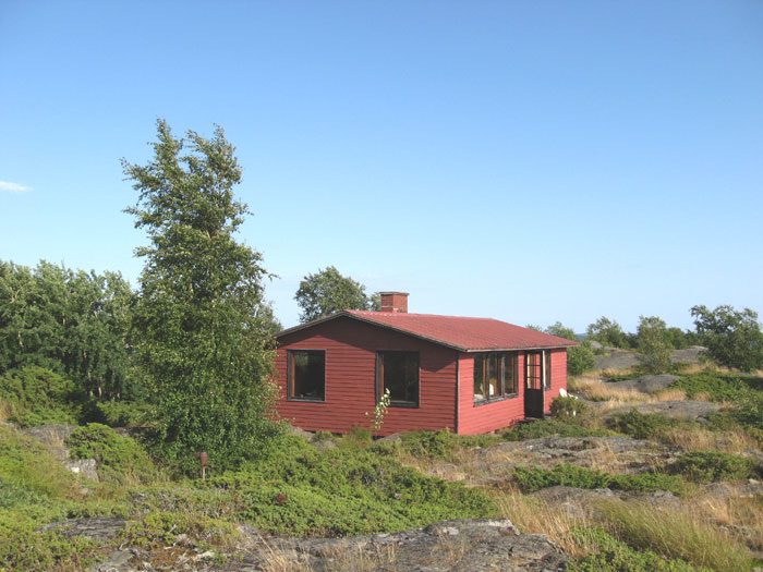 You are browsing images from the article: Högholm cottage - Berghamn - Archipelago of Turku