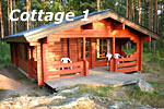 Meripesä cottages - Cottage #1