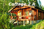 Meripesä cottages - Cottage #2A