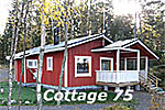 Meripesä cottages - Cottage #75