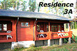 Meripesä cottages - Residence #3A