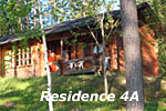 Meripesä cottages - Residence #4A