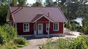 Strömma Gård cottages i Korppoo island - Turku archipelago