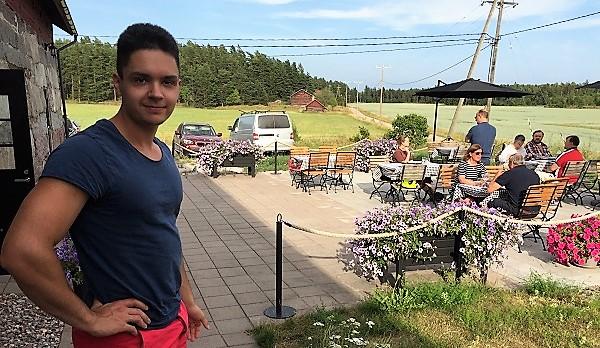 Hotel Stallbacken - outdoor relax