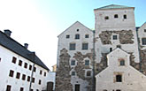 Castles in Turku region