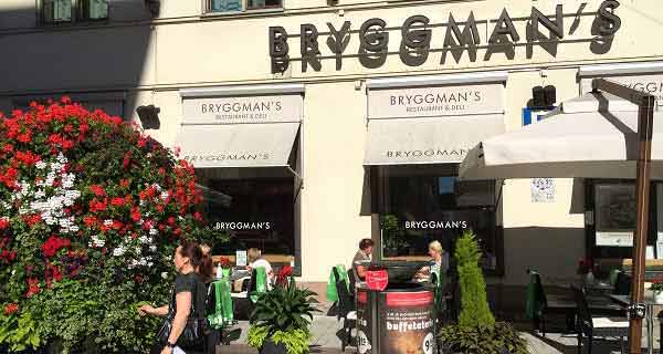 Bryggmans Restaurant Turku