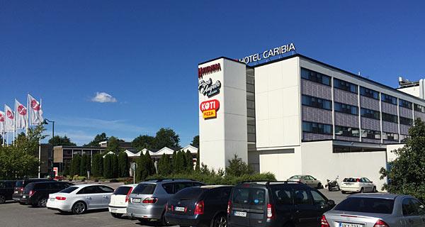 Hotel Caribia Turku