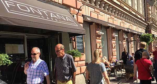 Fontana Cafe Turku