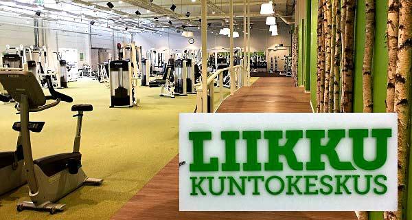Liikku Kuntokeskus - Training Hall Kaarina