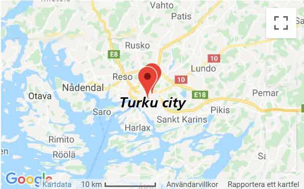 map-turku-city